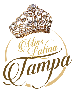 Logo Miss Latina Tampa